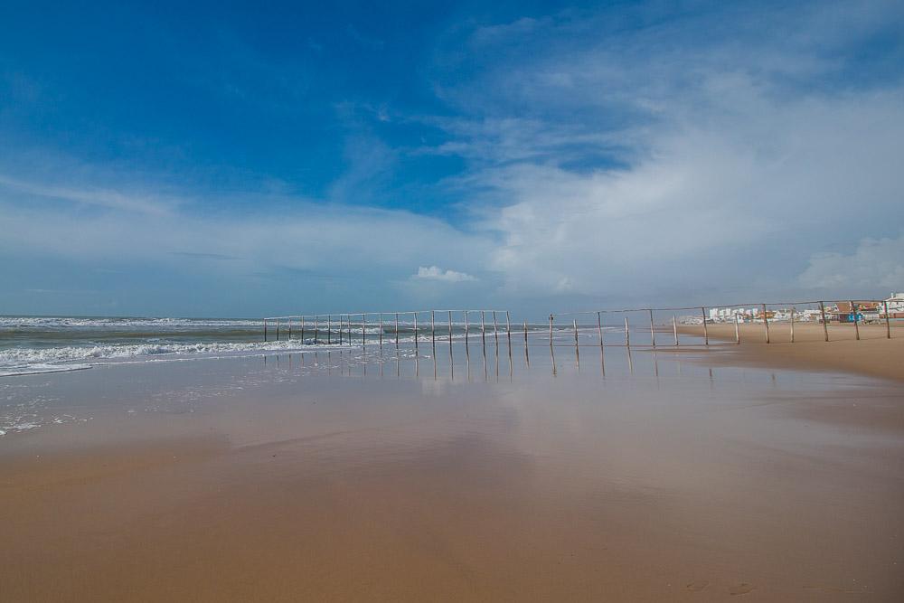 Panorámica de la Playa de Matalascañas